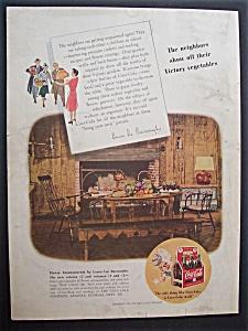 Vintage Ad: 1943  Coca  Cola (Image1)