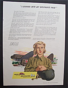 1943  Nash Automobiles & Kelvinator Appliances (Image1)
