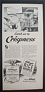 1942 Kellogg Rice Krispies with Snap, Crackle & Pop (Image1)