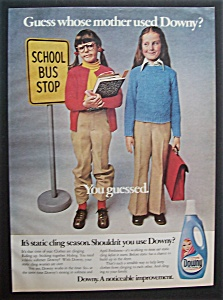 1978  Downy  Fabric  Softener (Image1)