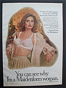 1978  Fitting  Pretty  By  Maidenform (Image1)