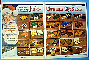 1954 Hickok Belts, Tie Clips & More with Santa Claus (Image1)