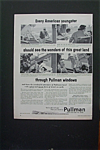 1955 Pullman with Youngster Looking Out The Window (Image1)