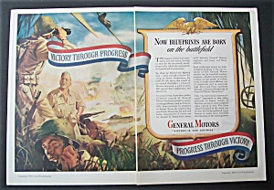 1943  Victory  Through  Progress (Image1)