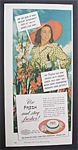 1943  Fresh  Deodorant (Image1)