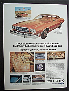 1973 Ford Torino with a Great Torino (Image1)
