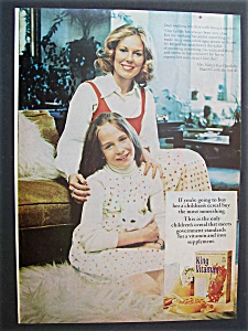 1974  King  Vitamin  Cereal (Image1)
