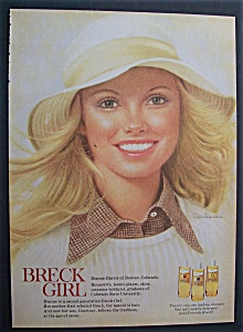 1974  Breck  Shampoo By Ralph  William  Willaims (Image1)