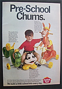 1972 Romper Room Riding Toys (Image1)
