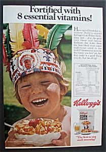 1972  Kellogg's  Corn  Flakes (Image1)