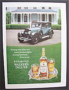 1974  Walker's  Deluxe  Whiskey (Image1)