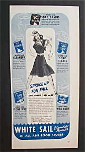 1941  White  Sail  Household  Products (Image1)