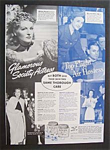 1940  Pond's  Cold  Cream (Image1)