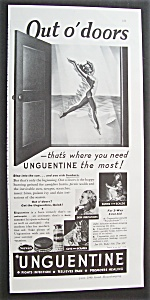 1940  Unguentine (Image1)