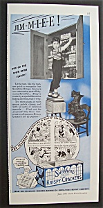 1940  Sunshine  Krispy  Crackers (Image1)