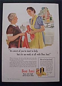 1940  Bon  Ami  Cleanser (Image1)