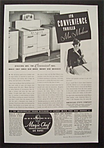 1937  Magic  Chef  Gas  Range (Image1)
