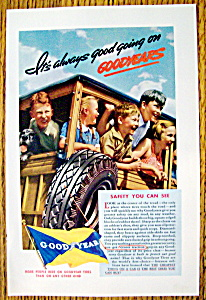 Vintage Ad: 1937 Goodyear Tires (Image1)