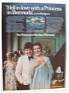 1978 Princess Hotel With Lynn Redgrave