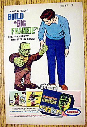 1965 Aurora Gigantic Frankenstein with Big Frankie (Image1)