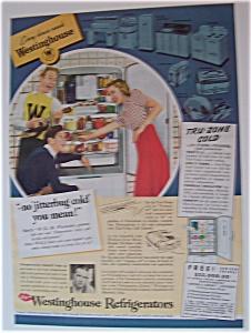 1940  Westinghouse  Refrigerator (Image1)