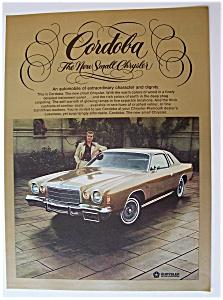 1975  Chrysler  Cordoba (Image1)