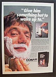 1989 Conair Hot Lather Machine with Joe Namath (Image1)