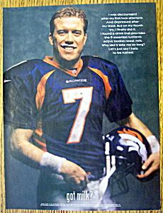 1998 Got Milk with Football's John Elway (Image1)