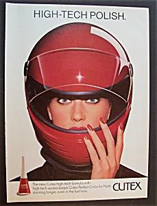 1986  Cutex  Nail  Polish (Image1)