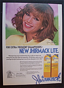 1986  Jhirmack  Shampoo  with  Victoria  Principal (Image1)