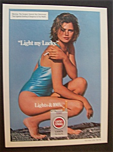 1985  Lucky  Strike  Cigarettes (Image1)