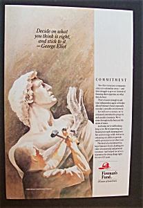 Vintage Ad: 1988 Firemen's Fund Insurance Company (Image1)