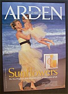1992  Elizabeth  Arden's  Sunflowers  Cologne (Image1)