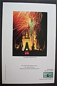 Vintage Ad: 1989 American Express (Image1)