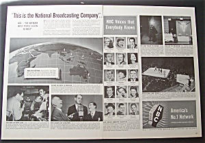 1945 The National Broadcasting Company