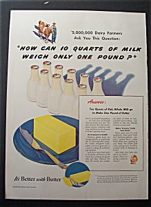 1942 American Dairy Association