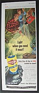 1954  Ray - O - Vac  Flashlight  Battery (Image1)