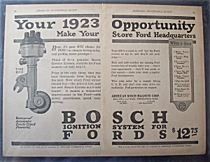 1923  Bosch  Ignition  System  For  Fords (Image1)