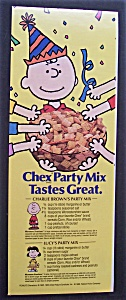 1989 Chex Party Mix