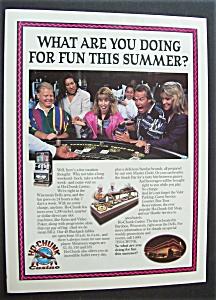 Vintage Ad: 1994 Ho - Chunk Casino (Image1)