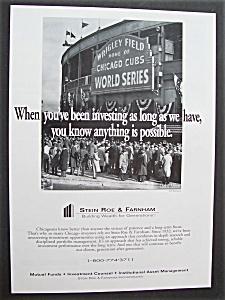 Vintage Ad: 1995 Stein, Roe & Farnham (Image1)