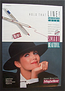 1989  Maybelline  with  Lynda  Carter (Image1)