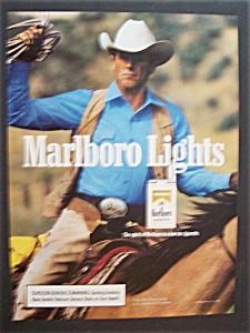 1990  Marlboro  Lights  Cigarettes (Image1)