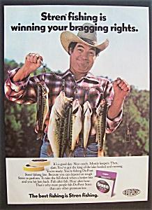1981  Stren  Fishing  Line (Image1)