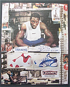 Vintage Ad: 2004 Champs with Ben Wallace (Image1)
