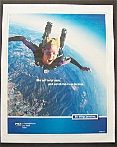 Vintage Ad: 2004 Visa (Image1)
