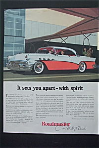1956 Buick Roadmaster with Buick Roadmaster (Image1)