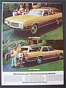 1969 Oldsmobile Vista - Cruiser