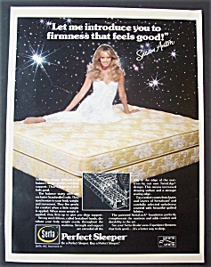 1979 Serta Perfect Sleeper With Susan Anton