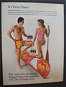Vintage Ad: 1968  Coca  Cola (Image1)
